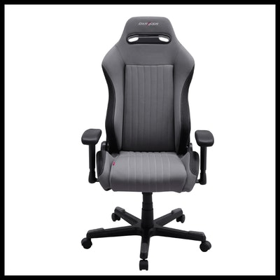 Grey Fabric Gaming Chair