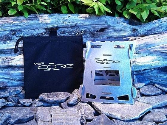 CORE 4 - Ultralight - Titanium