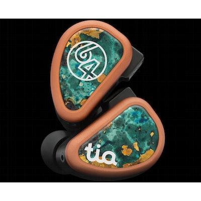 tia Fourte | 64 Audio | In-Ear Monitors