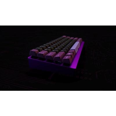 GMK black Lotus 60% kit