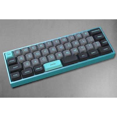 LightCycle Keycap Set - TheVan Keyboards