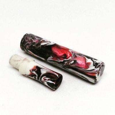 Dark Cherry Koi Section and Cap