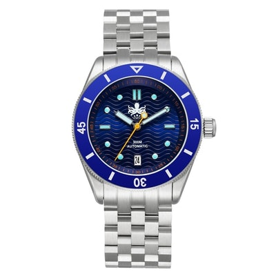 PHOIBOS WAVE MASTER PY010B 300M Automatic Dive Watch