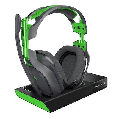 A50 Headset GEN3 Wireless Headset in Green (PC/XBOX/MAC)
