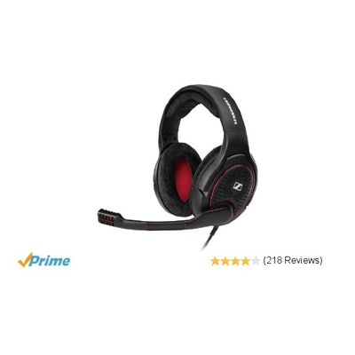 Sennheiser GAME ONE, Gaming-Headset (open acoustic)