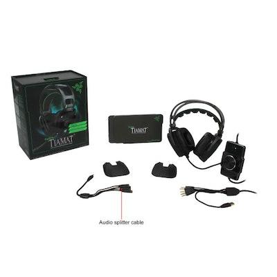 Razer Tiamat 7.1 Surround Sound Over Ear PC Gaming Headset - Newegg.ca