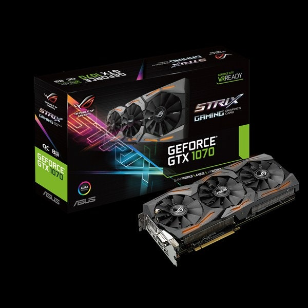 ROG STRIX-GTX1070-O8G-GAMING | Graphics Cards | ASUS USA