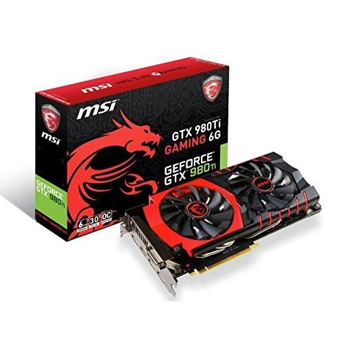 MSI GTX 980TI - Amazon.ca