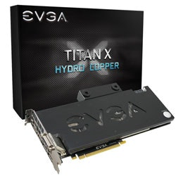 EVGA - Products - EVGA GeForce GTX TITAN X HYDRO COPPER GAMING - 12G-P4-2999-
