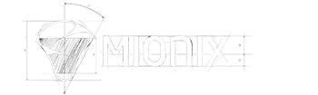 Mionix Naos 7000 Ergonomic Gaming Mouse