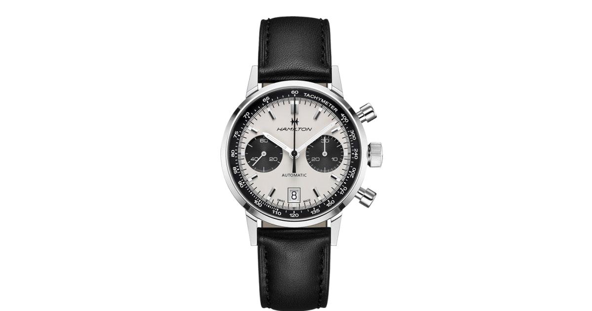 Intra-matic Auto Chrono | American Classic - Men| Hamilton Watches