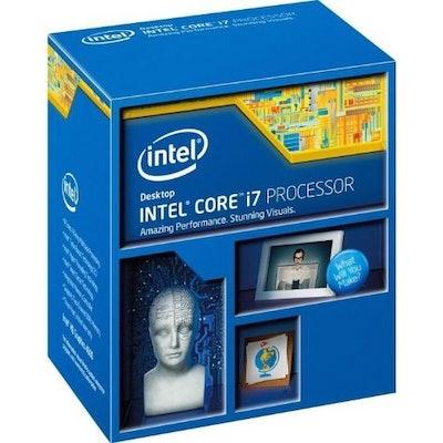 Intel Core i7-4790K Processor (8M Cache, up to 4.40 GHz) (BX80646I74790K)