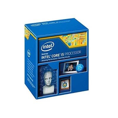 Intel Core i5-4690K Processor 3.5 GHz LGA 1150 BX80646I54690K