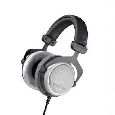 beyerdynamic DT 880 PRO: Semi-open studio headphones, 250 ohms