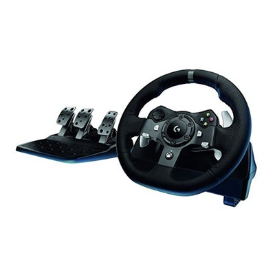 Logitech wheel WITHOUT shifter