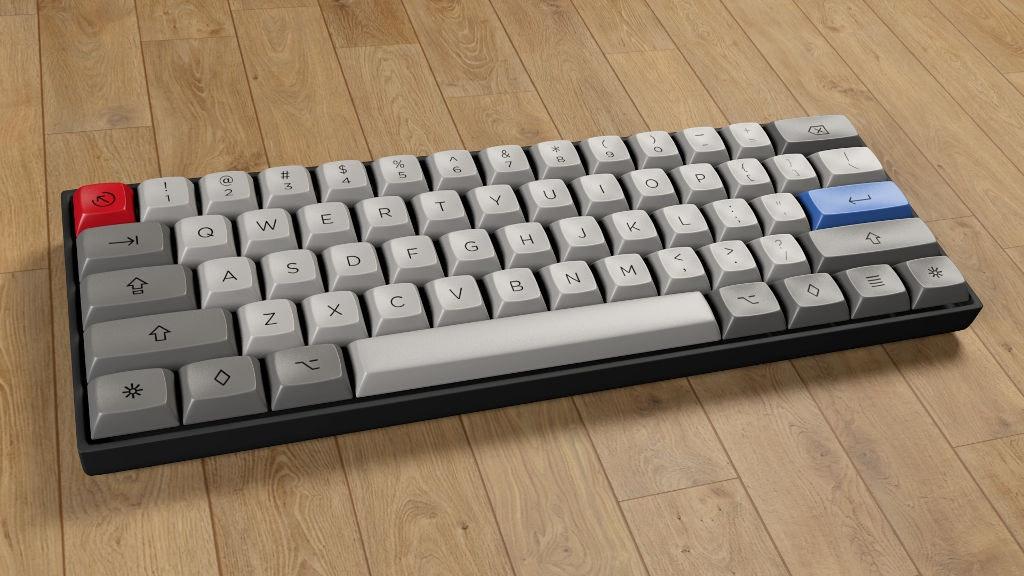 Granite Set (PBT, Dye-sub, DSA) > Pimp My Keyboard