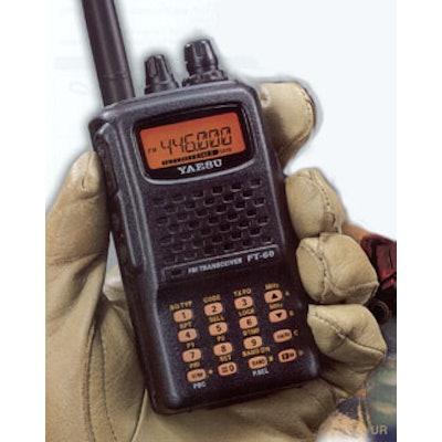 Yaesu FT-60R Handheld Dualband Transceiver