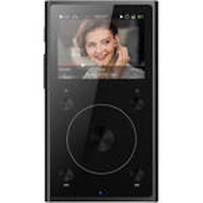 FiiO X1 (Gen 2) Portable High-Resolution Lossless FX1221 BLACK