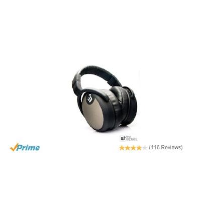 Amazon.com: Brainwavz HM5 Studio Monitor Headphones: Home Audio & Theater