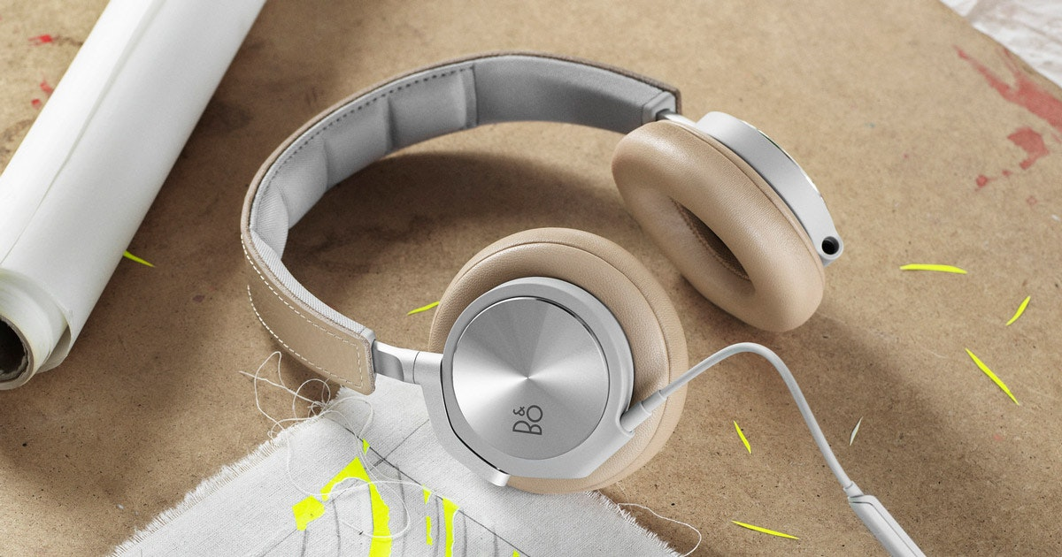 Beoplay H6 - Premium materials delivering top sound quality