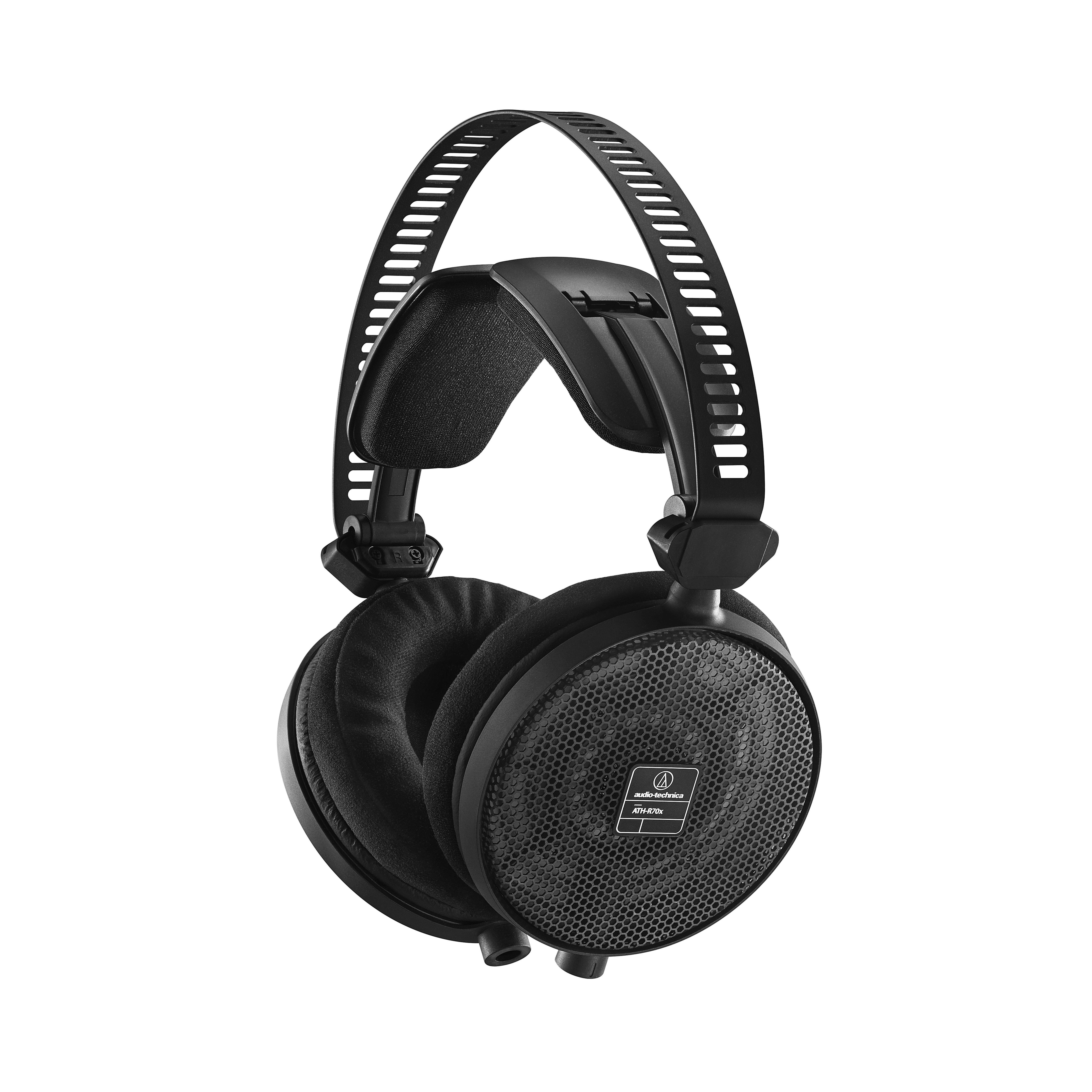 ATH-R70x Professional Open-Back Reference Headphones | Studio Headphones || Audi
