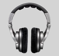 SRH940 Professional Reference Headphones | Shure Americas