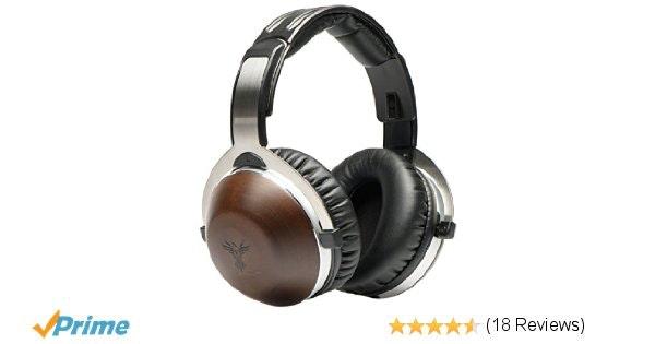 Amazon.com: Feenix Aria Studio Grade Gaming Headset & Mic: Computers & Accessori