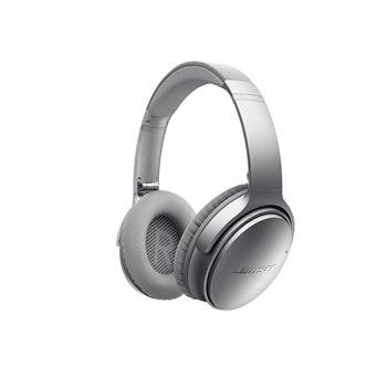 Bose QuietComfort 35 trådløse hovedtelefoner Sølv - wupti.com