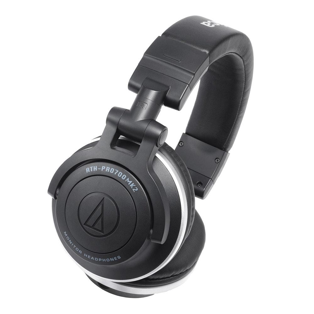 ATH-PRO700MK2 - Professional DJ Headphones | Audio-Technica