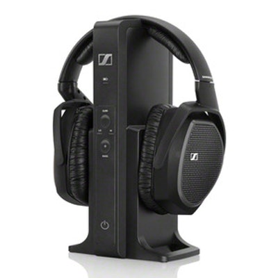 Sennheiser RS 175 - Wireless Headphones Ideal for Home Audio Headphones - Bass a