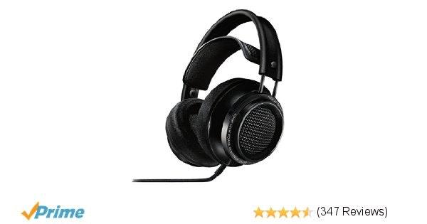 Amazon.com: Philips X2/27 Fidelio Premium Headphones, Black: Home Audio & Theate