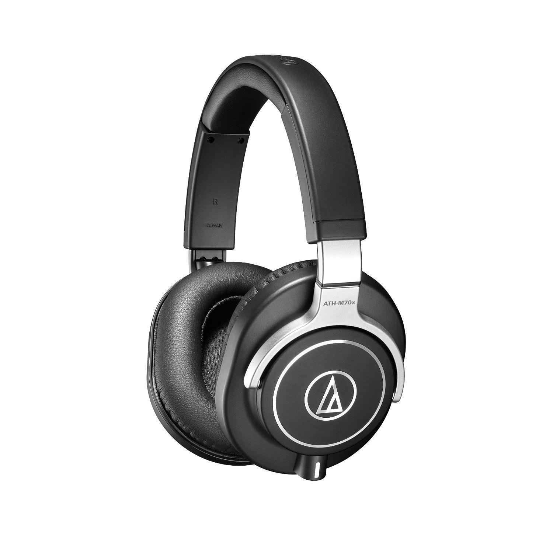 ATH-M70x Professional Monitor Headphones | Studio Headphones || Audio-Technica U