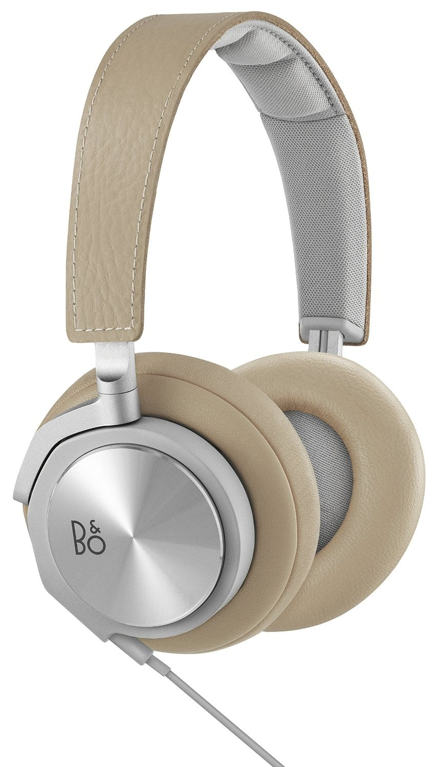 B&O PLAY by Bang & Olufsen Beoplay H6 Over-Ear Wired Headphone, 2nd Generation