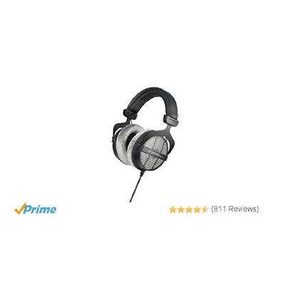 Amazon.com: Beyerdynamic DT-990-Pro-250 Professional Acoustically Open Headphone