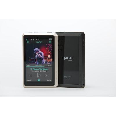 Opus#1 Hi-Resolution Audio Player