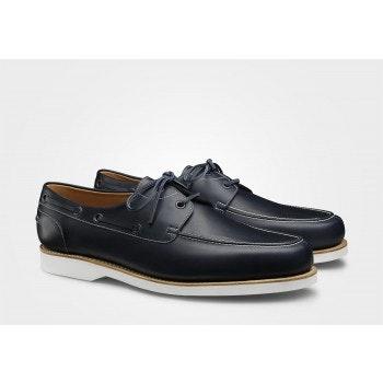 John Lobb- Isle deck shoe