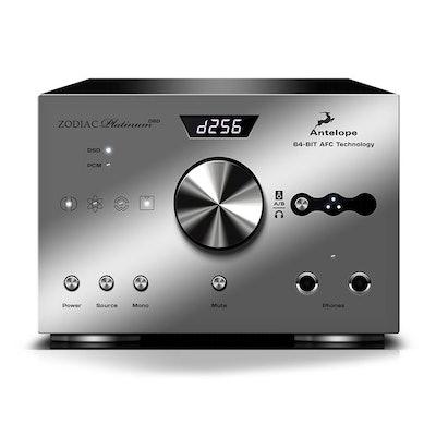 Zodiac Platinum 384 kHZ DSD DAC | Antelope Audio
