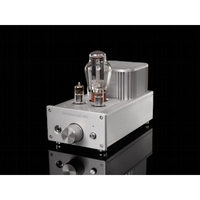 WA6 Headphone Amplifier. Single-ended Tropde Class-A, All Tube Drive, Output Tra