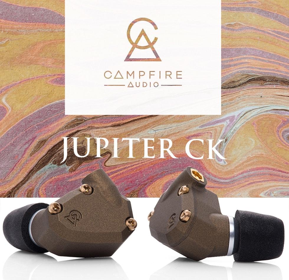 Campfire Audio - Jupiter Premium Audiophile Earphone