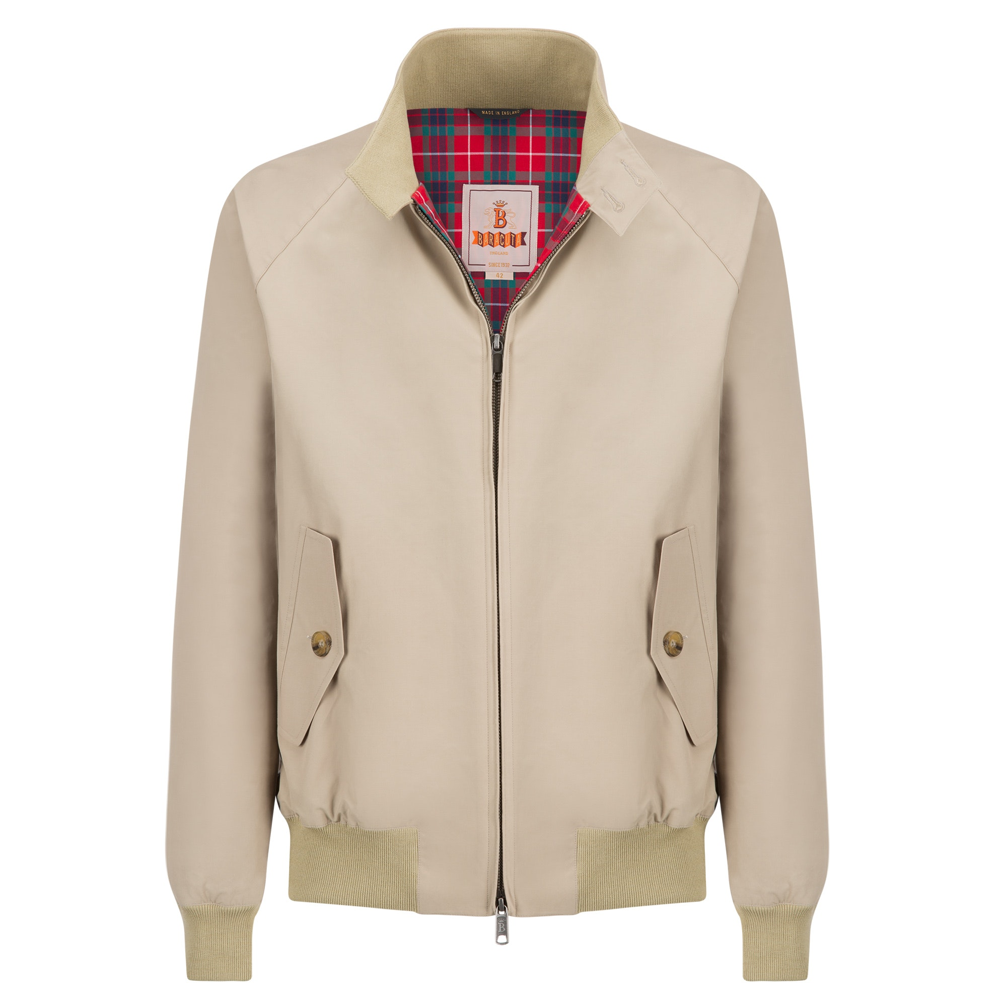 Men's G9 Harrington Jackets | Baracuta Original