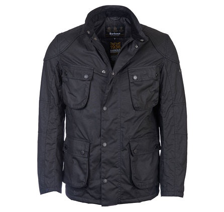 Barbour International Crank Waxed Jacket