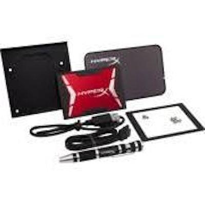 "Kingston 960GB HyperX SAVAGE SATA 3 2.5"" Solid State Drive Bundle Kit"