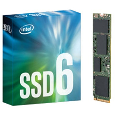 Intel 600P Series 512GB M.2 SSD