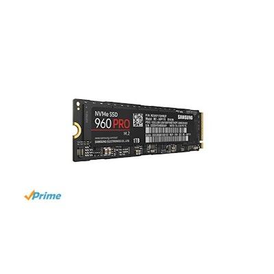 Amazon.com: Samsung 960 PRO Series - 1TB PCIe NVMe - M.2 Internal SSD (MZ-V6P1T0