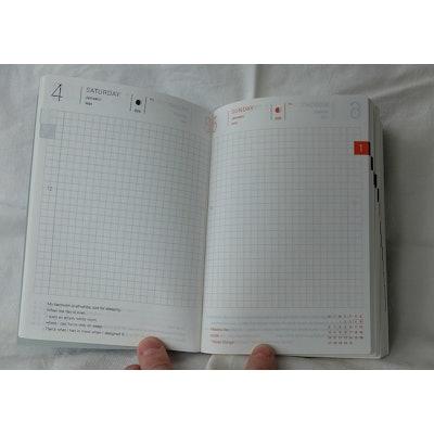Hobonichi Techo yearly planner