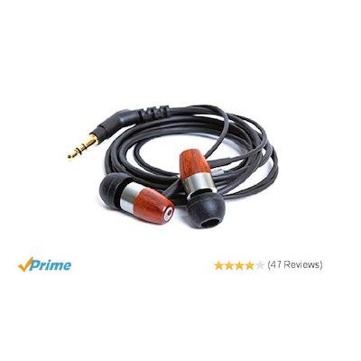 thinksound rain2 Wooden In-Ear Headphone