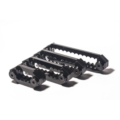 Hydra Cable Combs Black