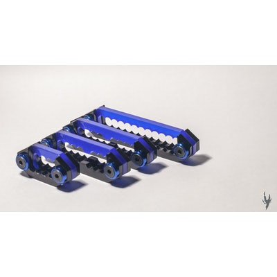 Hydra Cable Combs Blue