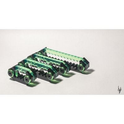 Hydra Cable Combs Green