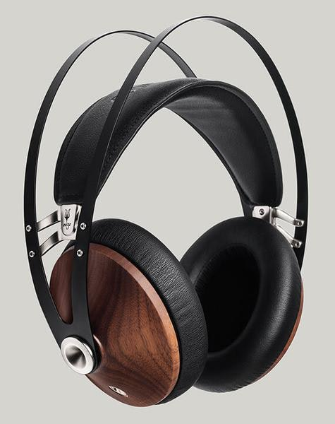 Meze 99 Classics Walnut Silver Wood Headphones   Meze Audio